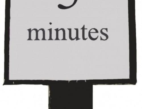 5 Minute Meetings