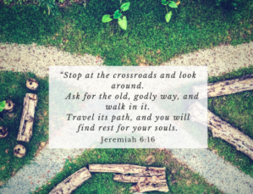 What to do at a Crossroads in Life